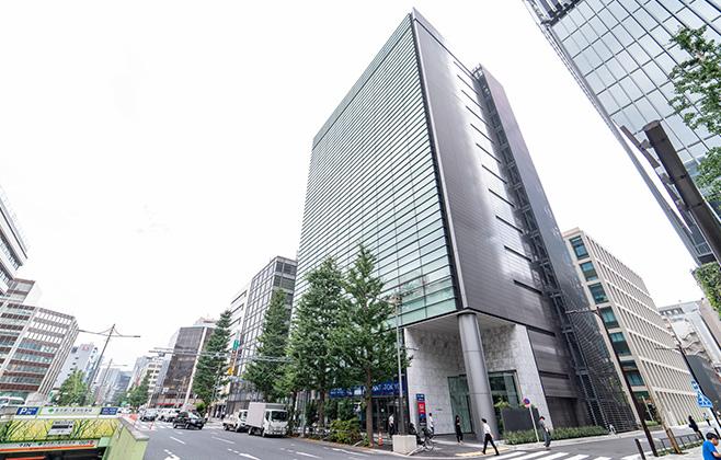 AP東京八重洲 外観